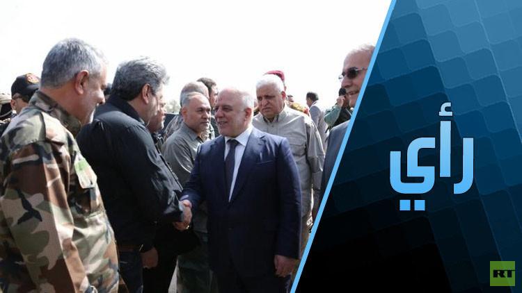 هل زيارة العبادي لكركوك أول ثمرات اتفاق أربيل وبغداد؟