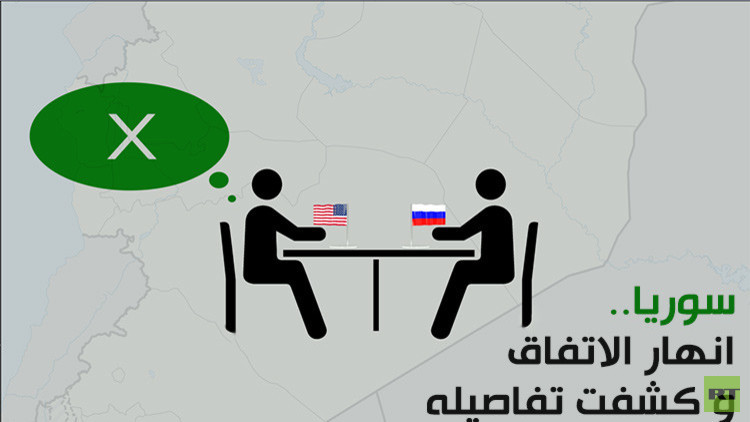 بين التوافق وتعليق التعاون ... هذا ما أفشل الاتفاق الروسي الأمريكي حول سوريا!
