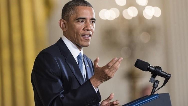 أوباما يوضح للكونغرس قصف البنتاغون الأخير للحوثيين