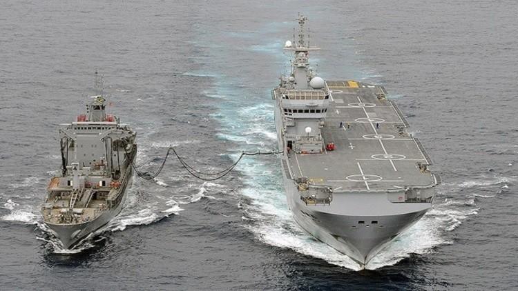 السيسي يوضح كيف ستستخدم مصر السفينتين