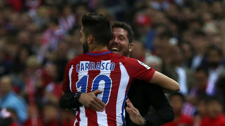 أتلتيكو مدريد يكتسح غرناطة بسباعية في الليغا