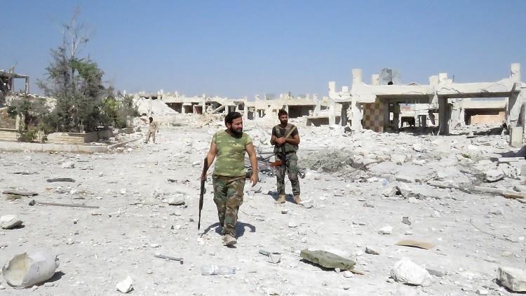 حميميم: انضمام 795 بلدة إلى المصالحة في سوريا