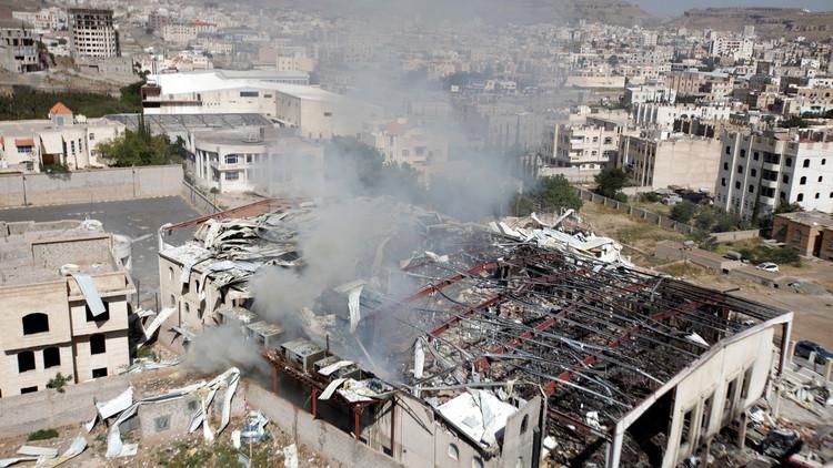 الحوثيون يطالبون بتحقيق دولي مستقل في