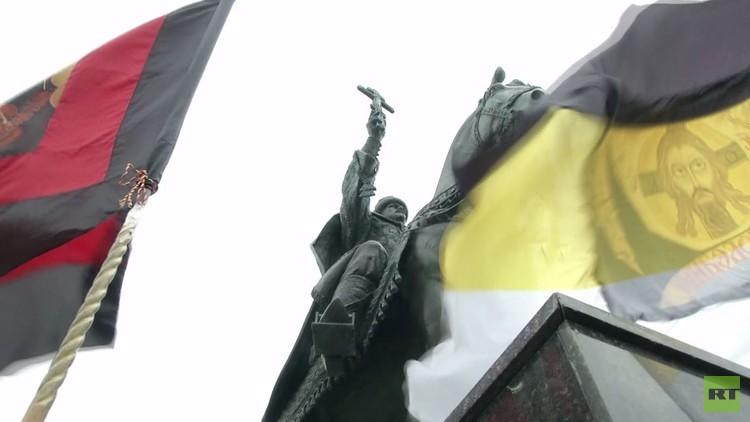 أول نصب تذكاري للقيصـر إيفان الرهيب في روسيا