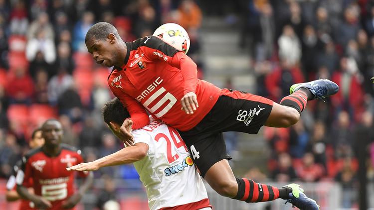 تعادل رين وبوردو في الدوري الفرنسي