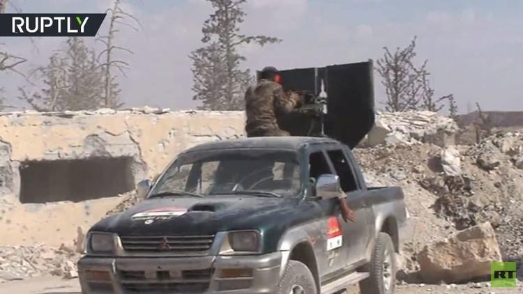 الجيش السوري يتقدم مجددا شمال شرق حلب