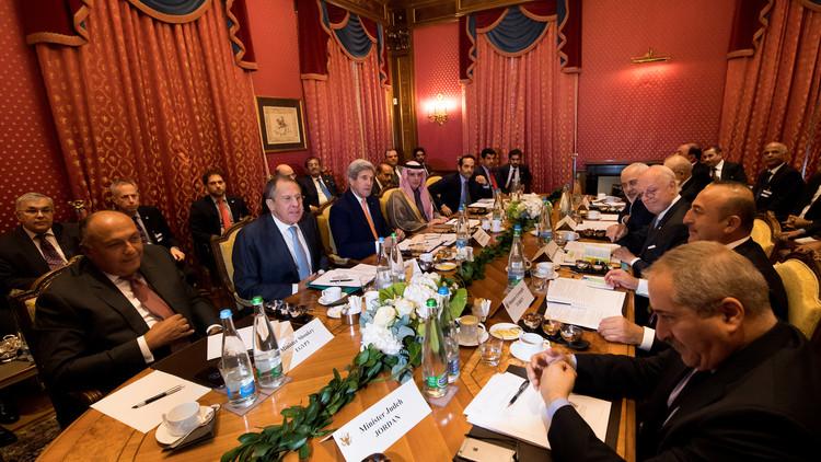 المفاوضات السورية تغير أبعادها