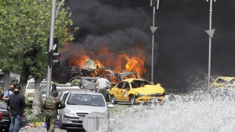 مصادر لـ RT: لا صحة للمعلومات عن سيارة مفخخة في حي السيدة زينب بدمشق