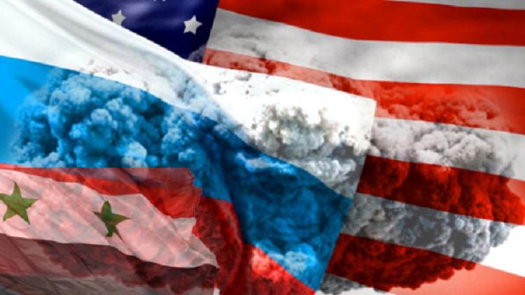 موسكو ترسل تحية عطرة من سوريا إلى واشنطن