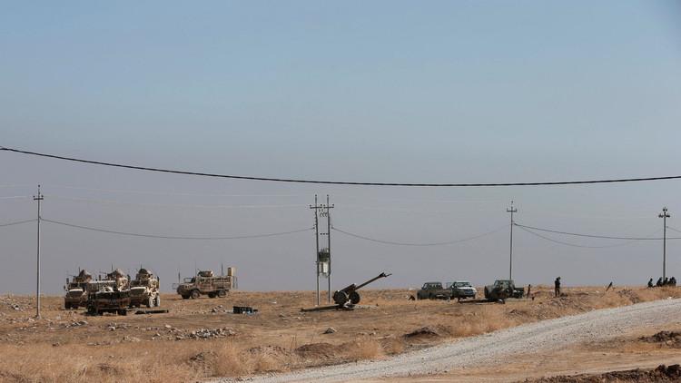 واشنطن: لسنا من يقود عملية الموصل