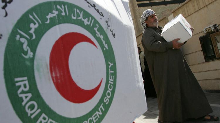 الصليب الأحمر يدعو لتجنب استهداف مدنيي الموصل