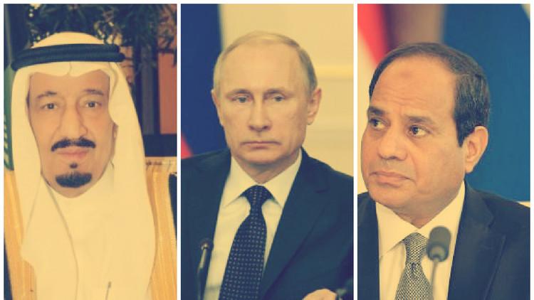 السعوديون ينتقمون من المصريين بسبب دعمهم لروسيا