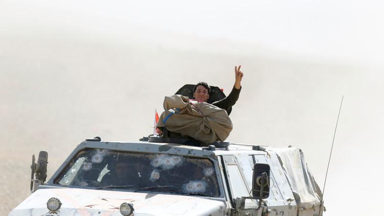 القوات العراقية المشاركة في تحرير الموصل