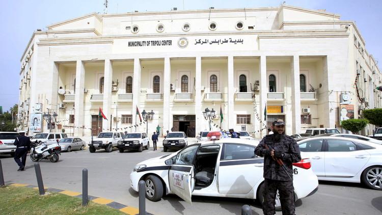 بلدية طرابلس (صورة أرشيفية)