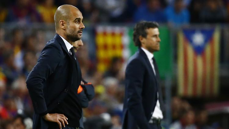 برشلونة يواجه أسطورته في