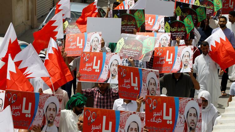 محكمة بحرينية تلغي حكما بسجن زعيم المعارضة