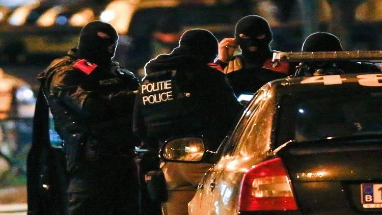 اعتقال محتجز رهائن داخل مركز تجاري في بروكسل
