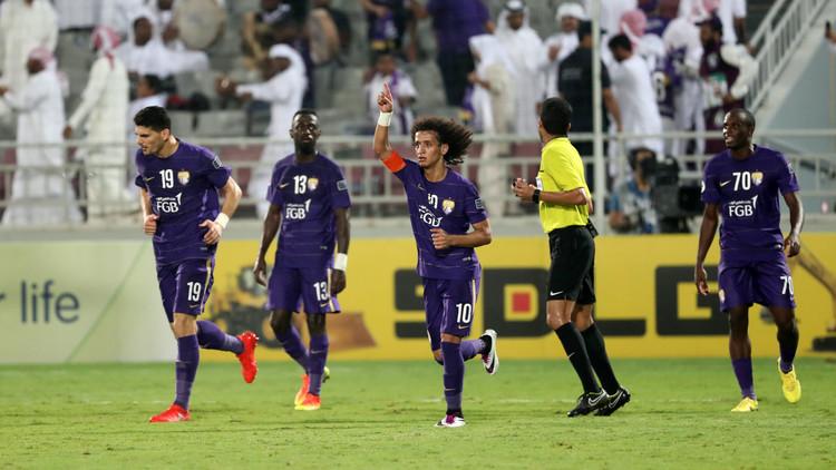 العين الإماراتي يبلغ نهائي دوري أبطال آسيا
