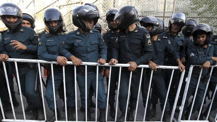 قوات الأمن الإيراني - أرشيف