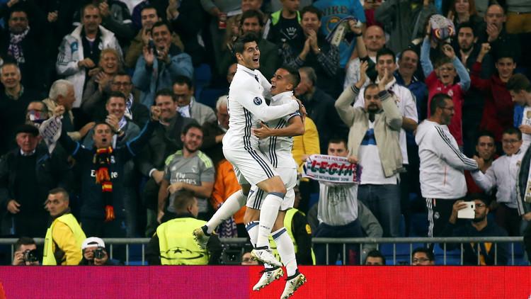 ريال مدريد يقسو على ضيفه ليغيا البولندي