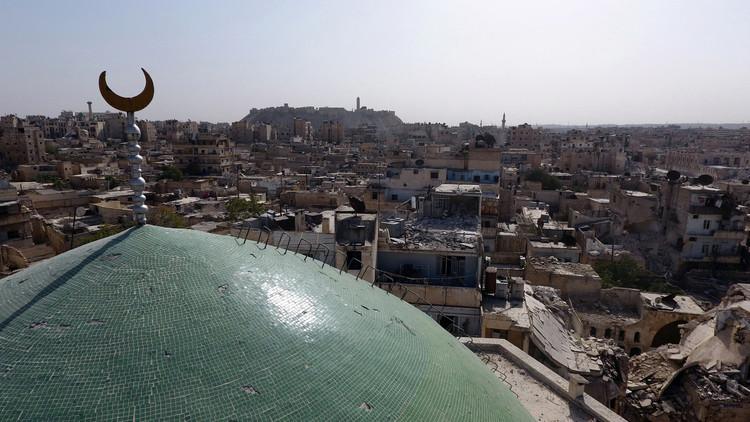 موسكو تطالب بالفصل بين الإرهابيين والمعارضة في حلب بلا تباطؤ