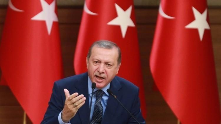 أردوغان: بحثت مع بوتين سبل إخراج