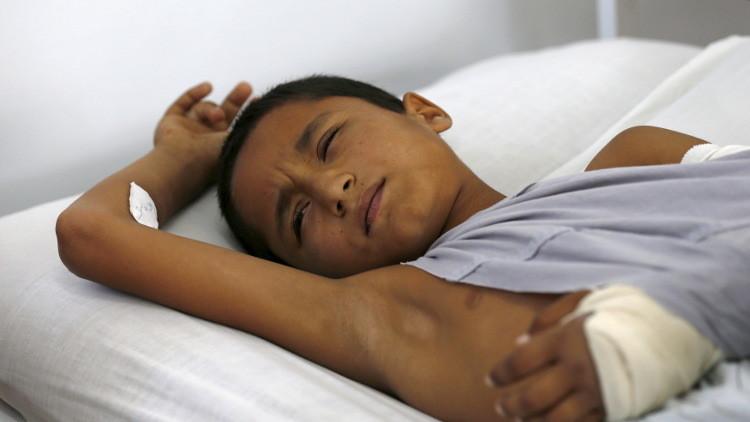 مقتل 639 طفلا في أعمال عنف بأفغانستان العام الحالي