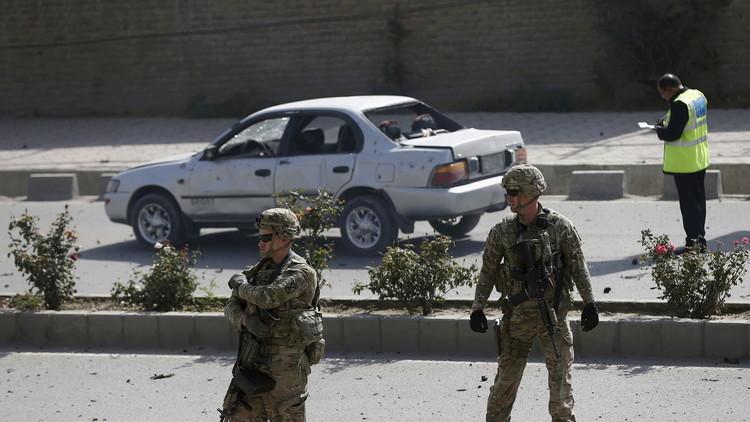 جنود من حلف الناتو في كابل