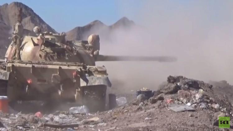 مواجهات عنيفة تسبق هدنة اليمن