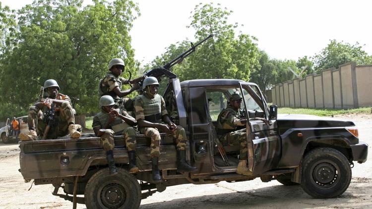 الجيش النيجيري - أرشيف