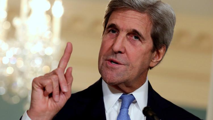 كيري: سيطرة الأسد على حلب بالقوة ستعقد التسوية