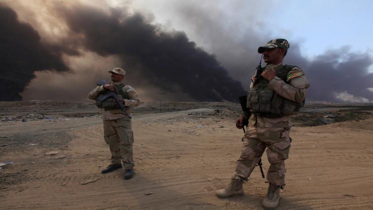 ترامب: إيران ستستولي على الموصل بعد أن نحررها