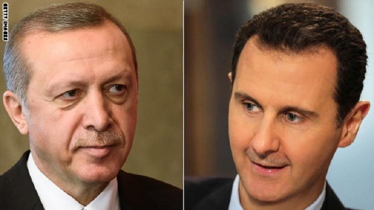 نصف انعطافة تركية نحو الأسد
