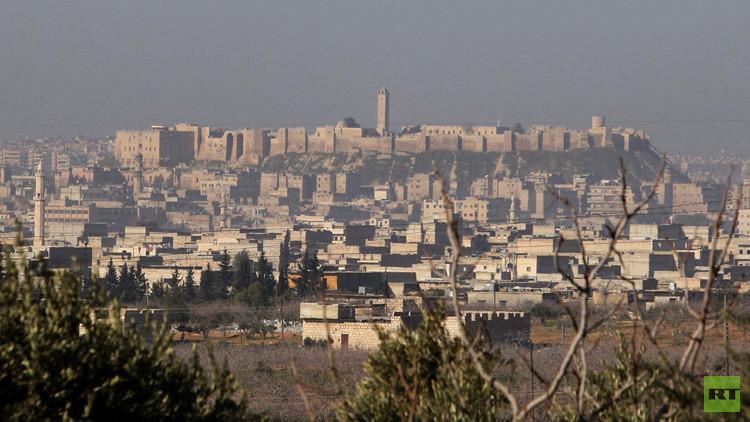 تطهير حلب سيبدأ بعد الهدنة