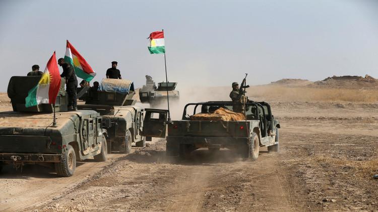 الحزب الديمقراطي الكردستاني لا يستبعد ترك ممرات لخروج مسلحي داعش من الموصل