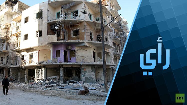 سورياوتبعات دحر