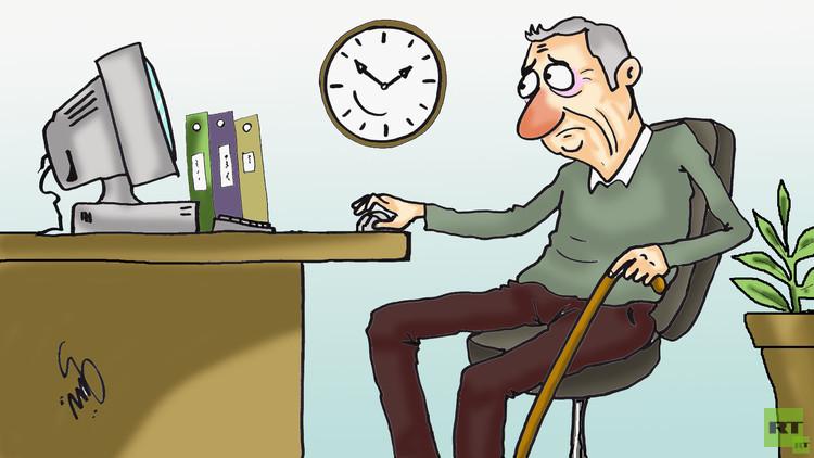 الإدمان على العمل يؤدي إلى الموت المبكر