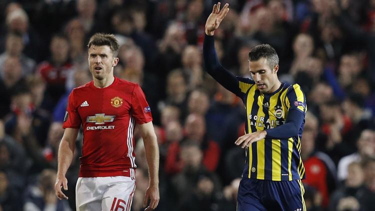 مانشستر يونايتد يقسو على ضيفه فنربختشة التركي