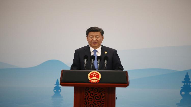 زعيم الصين: مصلحة الشعب هي العليا