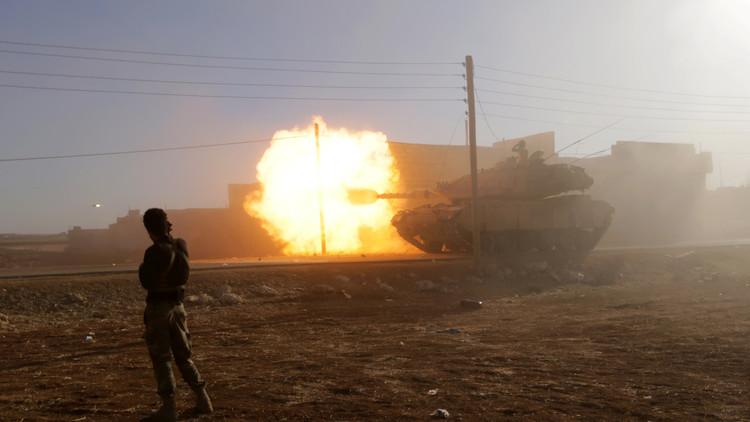 الاختبار السوري