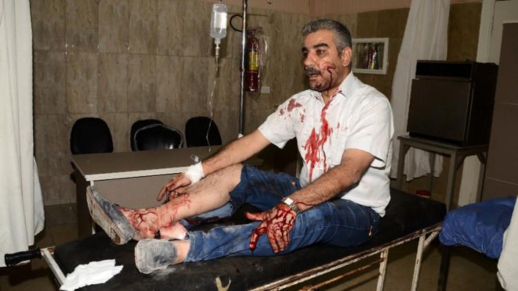 الأمم المتحدة: إخلاء الجرحى من حلب يتعثر لأسباب أمنية