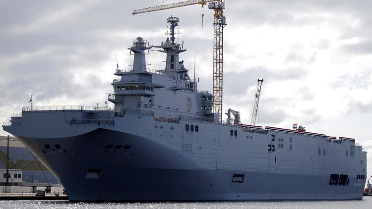الكرملين: تصريحات الوزير البولندي حول بيع مصر سفينتي