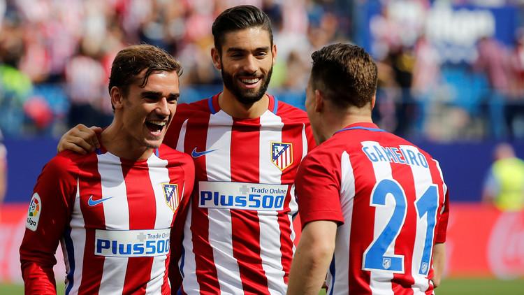 أتلتيكو مدريد يحصن أحد نجومه من إغراءات برشلونة