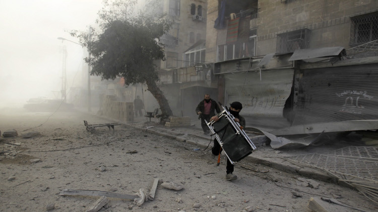 تقرير دولي يحمل السلطات السورية المسؤولية عن هجوم ثالث بالغازات السامة