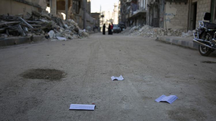 تجدد الاشتباكات في حلب بعد انقضاء الهدنة