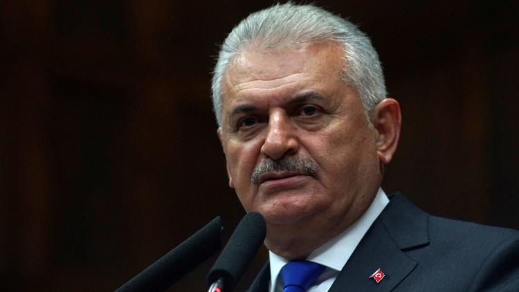 يلدريم: مستعدون للتحرك لحماية حدودنا مع العراق عند الضرورة