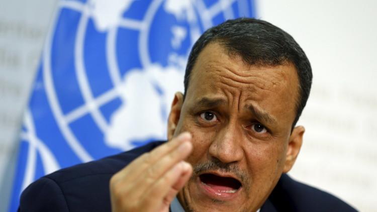 ولد الشيخ يدعو إلى تمديد الهدنة في اليمن