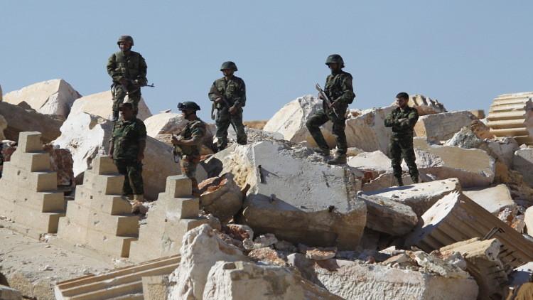 الجيش السوري يصد هجوما على كتيبة الدفاع الجوي جنوب حلب