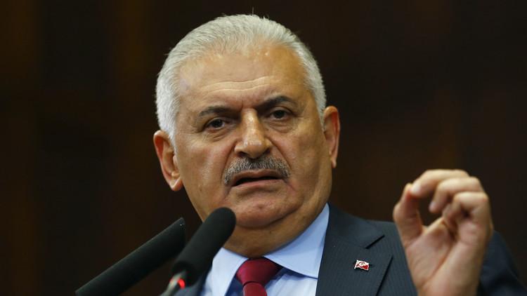 يلدريم: إنهاء العمل على إعداد دستور جديد لتركيا يقر النظام الرئاسي