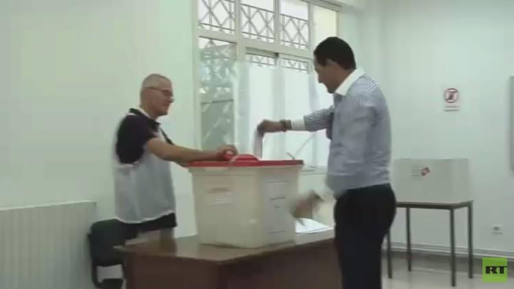 انتخابات المجلس الأعلى للقضاء في تونس